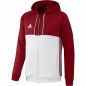 Mobile Preview: adidas T16 Team Hoodie Männer power rot /weiß AJ5411