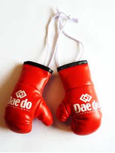 Daedo Mini Boxing Gloves DE1654 - rot