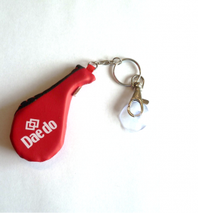 Daedo Mini Mit Key Rings DE1818- rot
