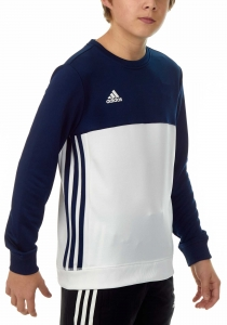 adidas T16 Team Sweater Kids navy blau/weiß AJ5266