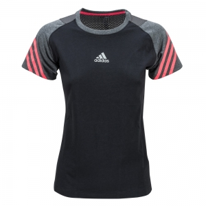 adidas Speed Line Woman Start Short Tee