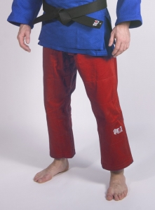 "Ippon Gear Fighter Judohose ""rot"" JP280R"