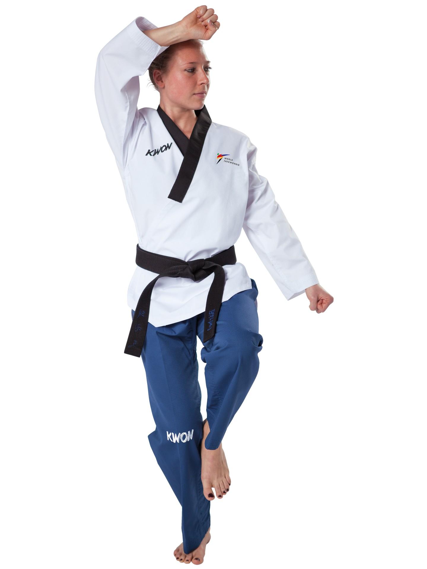 Taekwondo anzug poomse