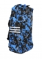 Mobile Preview: adidas Sporttasche - Sportrucksack Camouflage blau/silber 07-adiACC058blsi