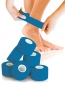 Mobile Preview: Sporttape farbig 3,8 cm x 10 m - blau
