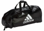 "Preview: adidas 2in1 Bag ""martial arts"" black/white PU, adiACC051"