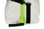 "Preview: adidas 2in1 Bag ""martial arts"" white/lime PU, adiACC051"