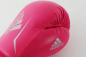Preview: adidas Boxhandschuhe Speed 50, ADISBG50 pink/silber