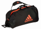 "Preview: adidas Trolley ""martial arts"" black/red Nylon, adiACC057"