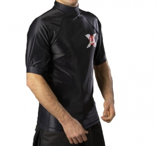 Ju-Sport Rash Guard kurzarm Under-Gi