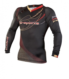Ju-Sports Rashguard Germany langarm