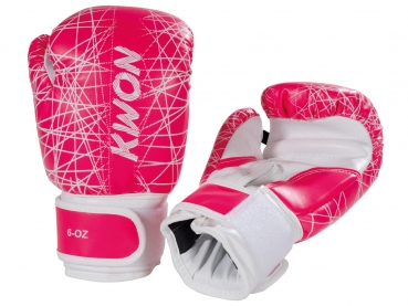Kinder-Boxhandschuhe Neon 6oz in 2 Farben