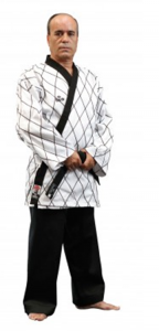 Daedo Hapkido uniform Grand Master with White Jacket