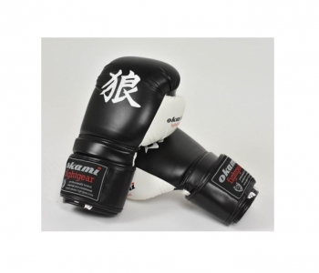 Okami fightgear Kids DX Boxing Gloves 2.0