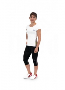 Daedo WOMEN FIT4COMBAT T-SHIRT WHITE FIT4