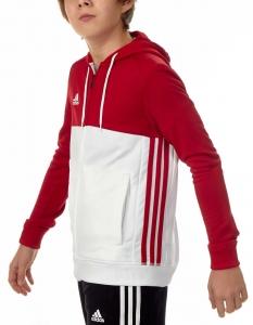adidas T16 CR Herren Sweatshirt RotWeiß