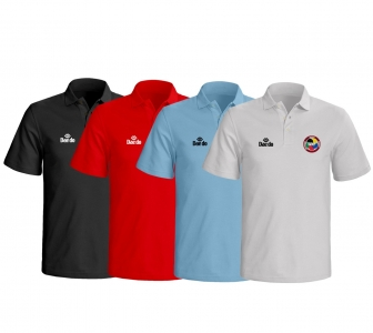 Daedo CA1560 WKF Men Polo Shirt