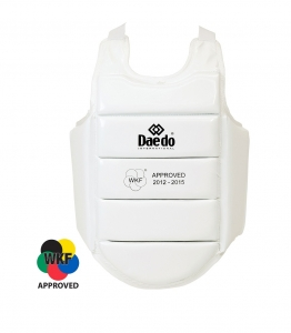 Daedo KPRO2015 W.K.F. APPROVED KID BODY PROTECTOR