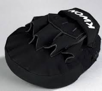 KWON Coaching Mitt Dark Line