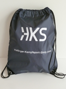 Backpack mit HKS Logo - French Navy