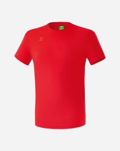 Teamsport T-Shirt - rot 208332