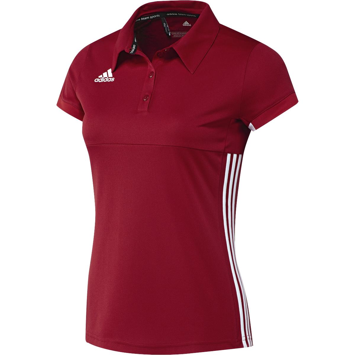 Hattinger Kampfsport Shop - adidas T16 Team Team Polo Damen power ... 8dd0abece5