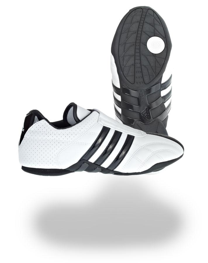 adidas adilux weiß mit schwarzen Streifen