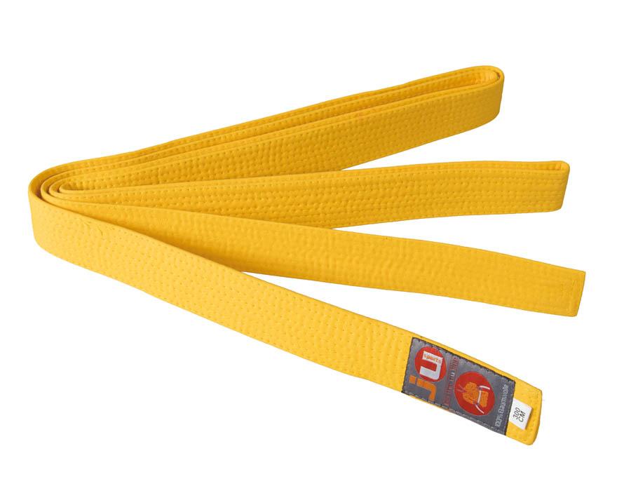 66c1b0e760532 Hattinger Kampfsport Shop - Ju-Sports Budogürtel einfarbig