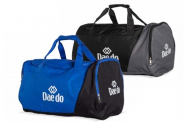 Daedo Small sports bag BOL2034 - schwarz / grau