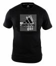 adidas Community line T-Shirt Taekwondo Crash black, ADITGT02