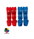 Daedo KPRO2012 W.K.F. APPROVED SHIN INSTEP GUARD